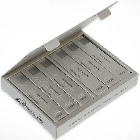 ''Silver Fox'' խթանիչ փոշի կանաց համար, տուփի մեջ 12 փաթեթ՝ 5 մգ - 1